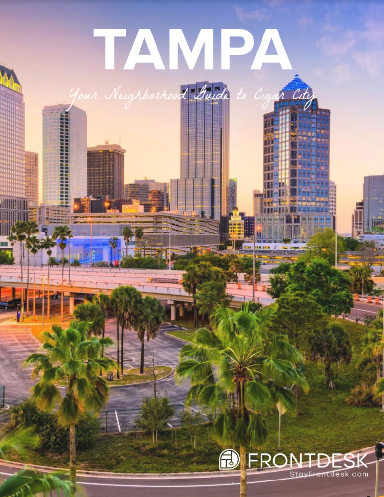 Guide Book to Tampa Florida