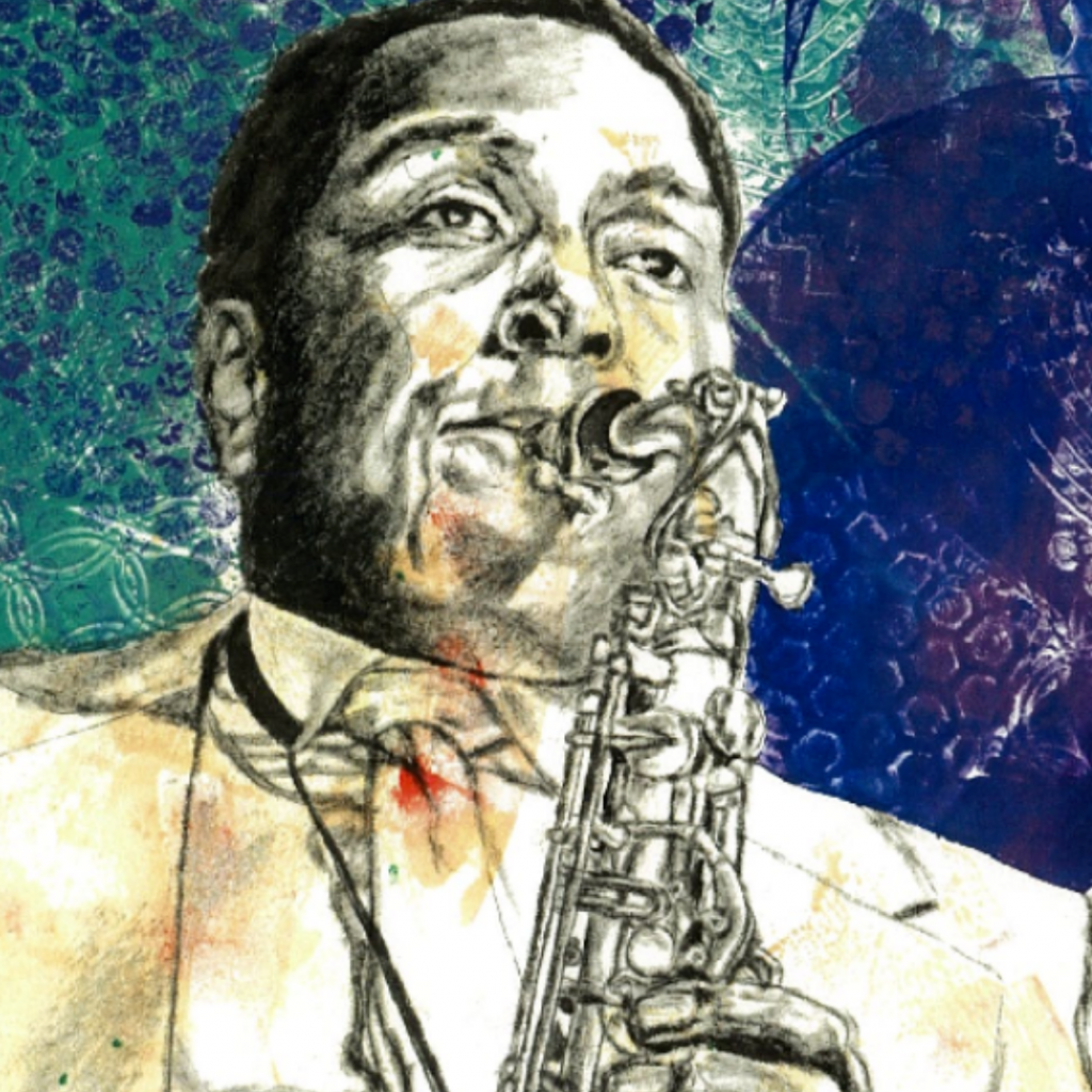 Work from Anthony High at the American Jazz Museum