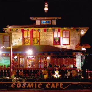 Cosmic Cafe in Dallas Texas