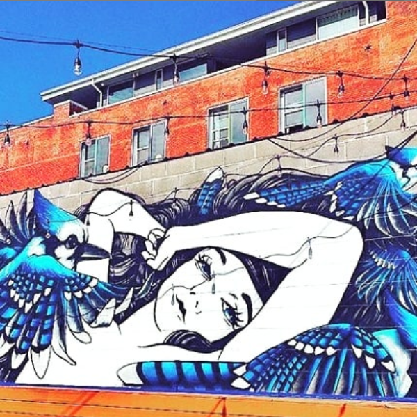 Kansas Missouri Graffiti Art Tour
