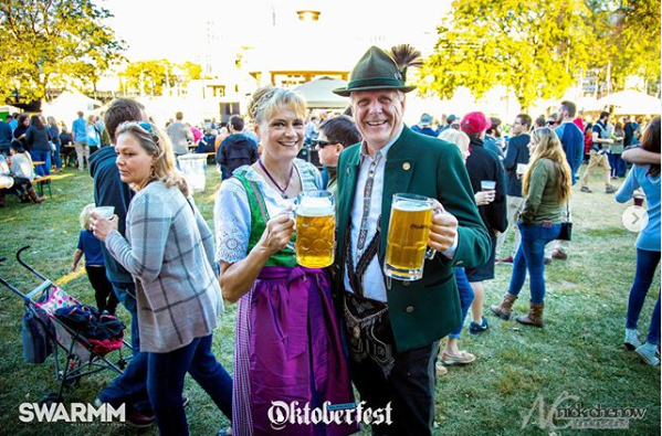 Milwaukee Wisconsin Oktoberfest