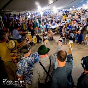 Oktoberfest at the Fiserv Forum in Milwaukee Wisconsin