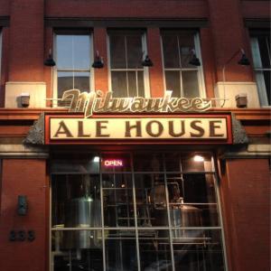 Milwaukee Ale House in Milwaukee Wisconsin
