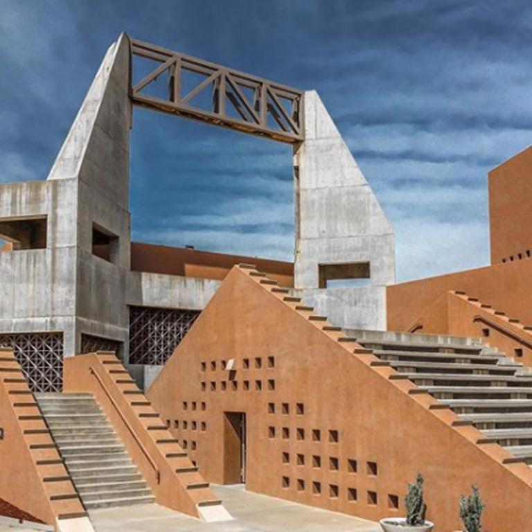 ASU Art Museum in Tempe Arizona