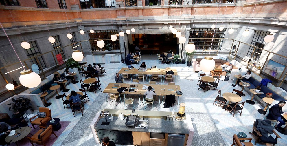Top Coworking Spaces