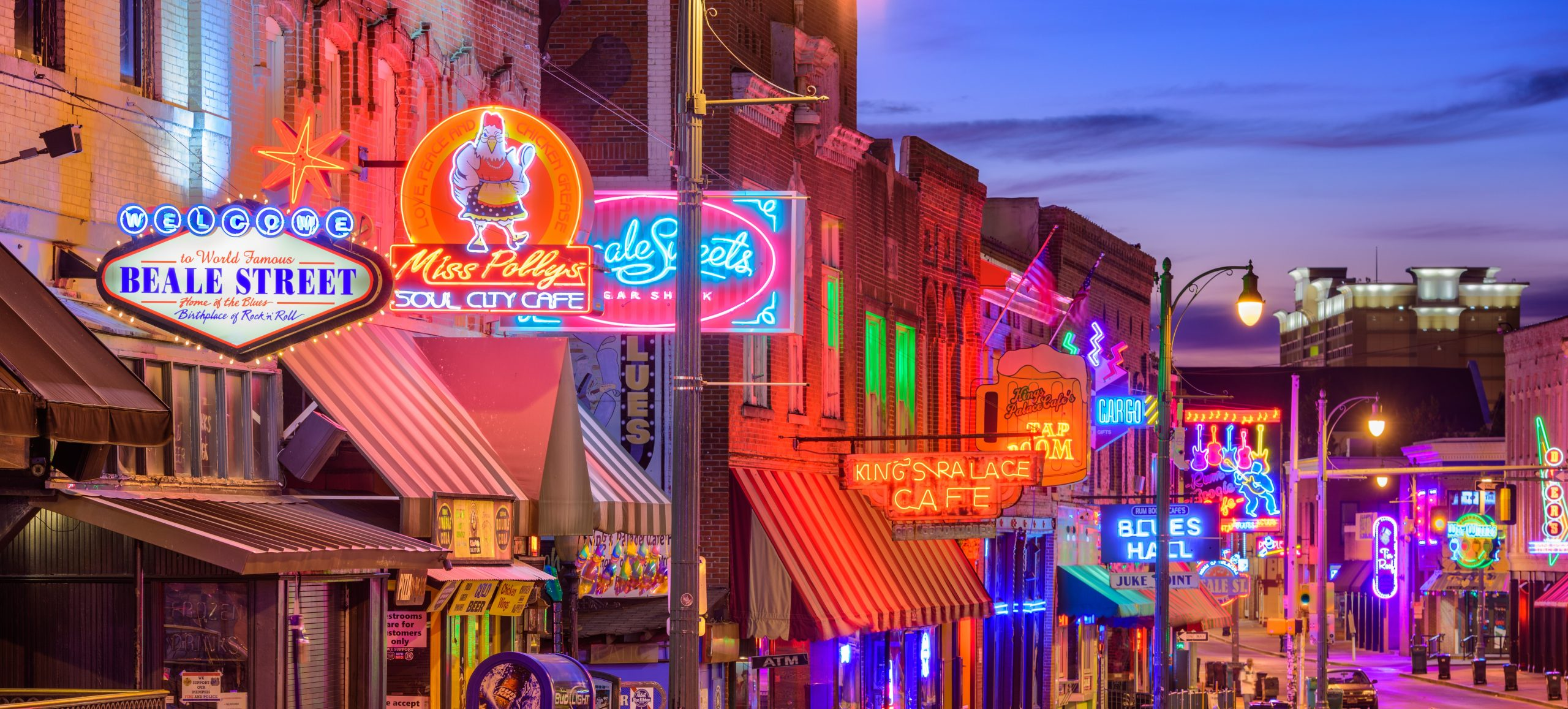Music Lover's Guide to Memphis