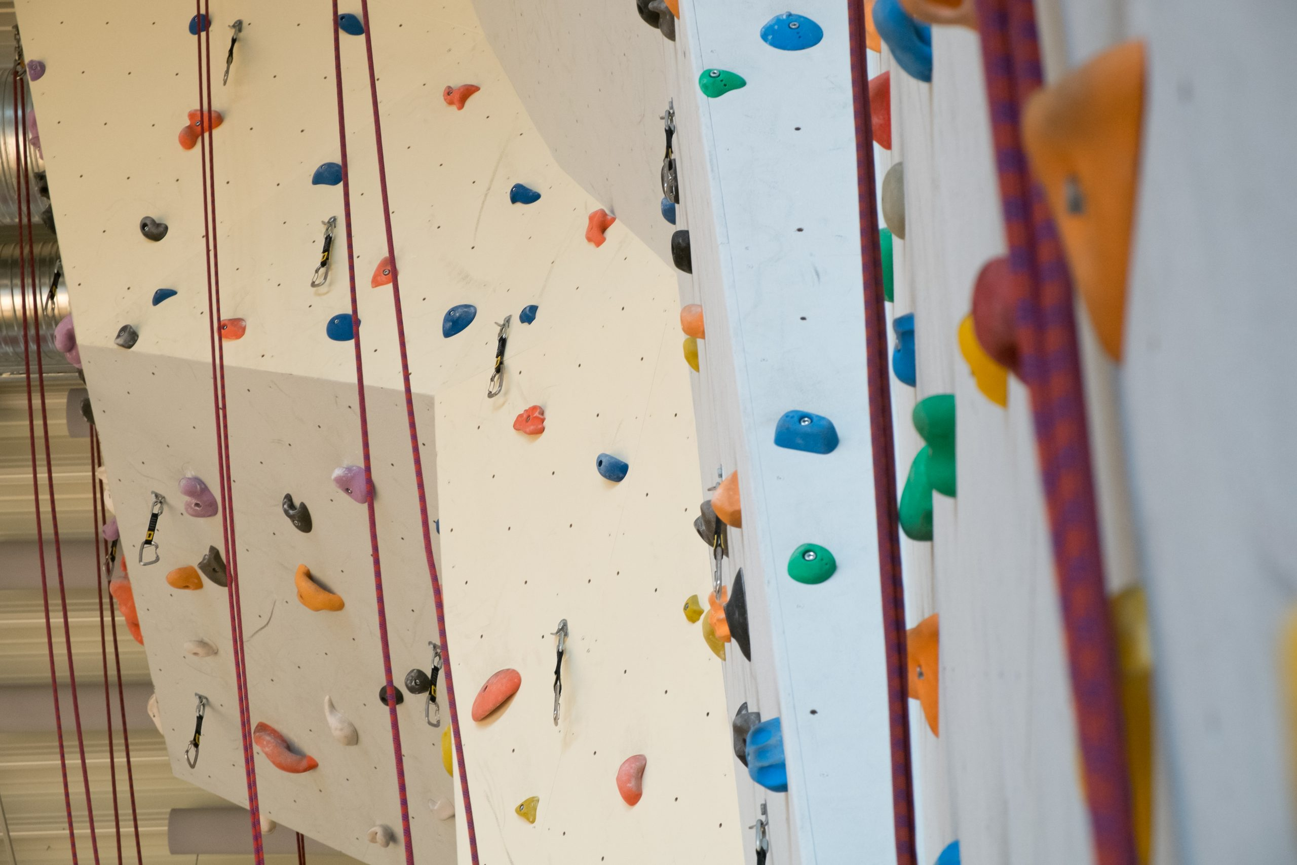 Indoor Rock Wall