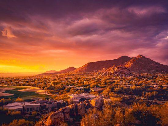 Scottsdale Arizona View