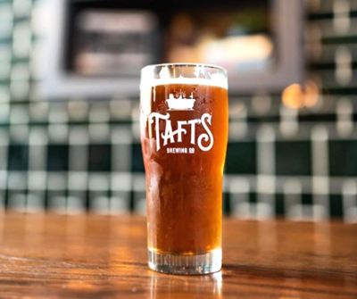 Tafts Brewing Co in Cincinnati Ohio