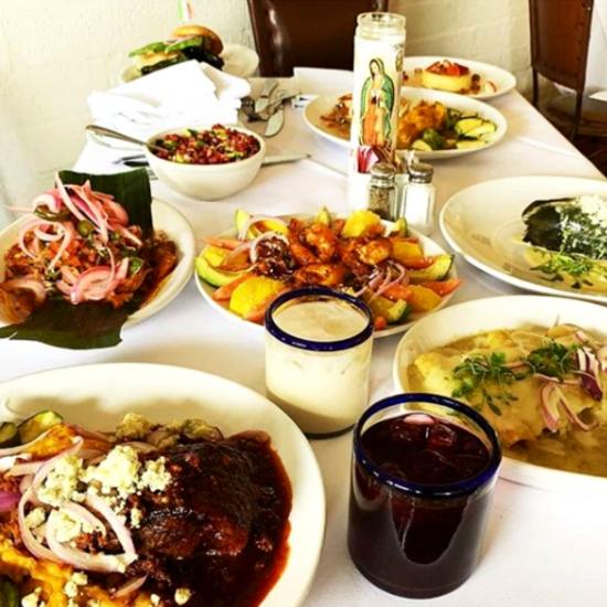 The Barrio Cafe in Phoenix Arizona